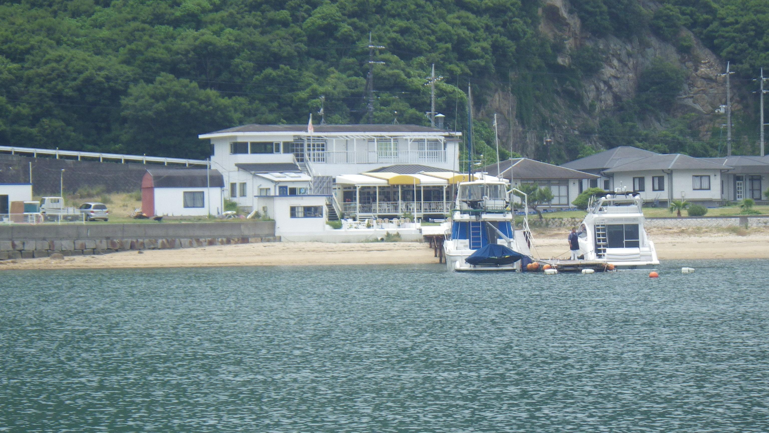 小豆島、シータイガーアイランドイン、今度行く日まで待っててください!!