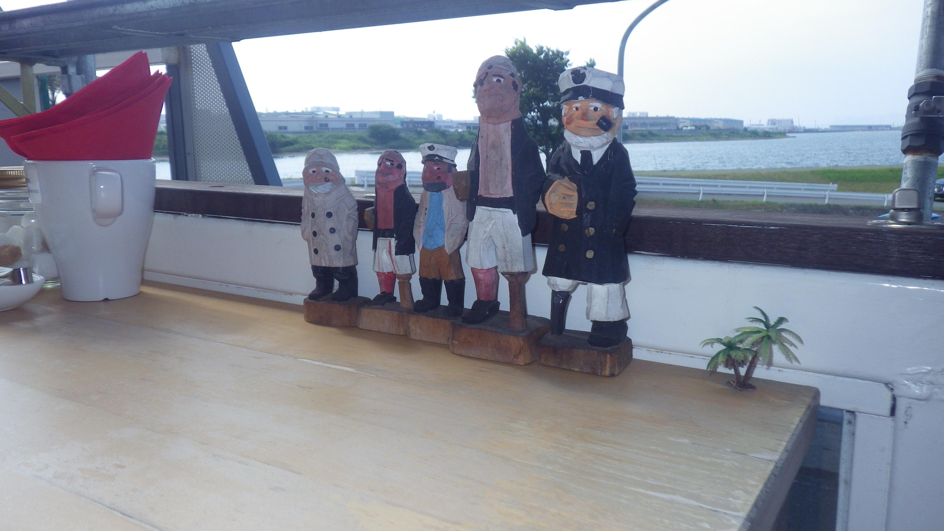 """""""マリカ""""にいる海賊たちも楽しみにしています(笑)"""