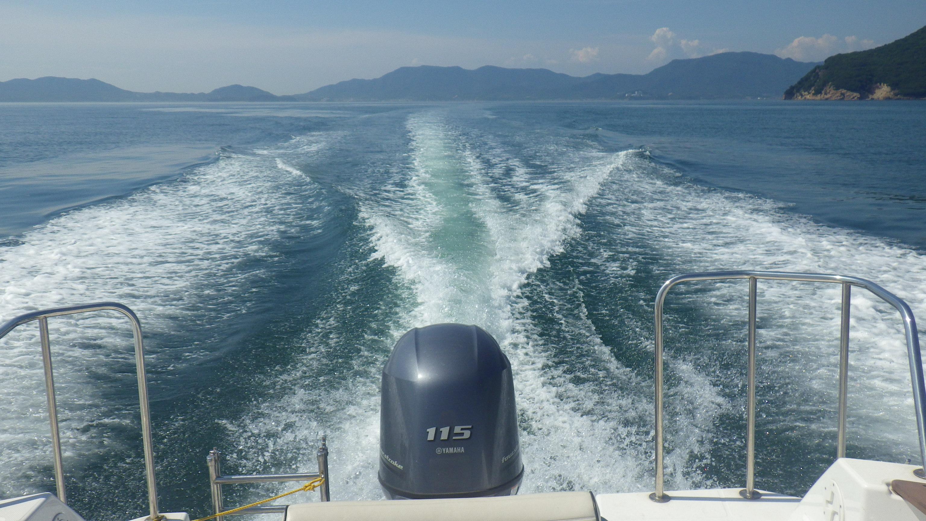 青い海がきれい♡