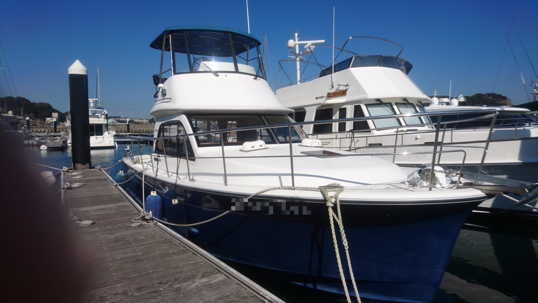 回航船 YAMAHA CR−33