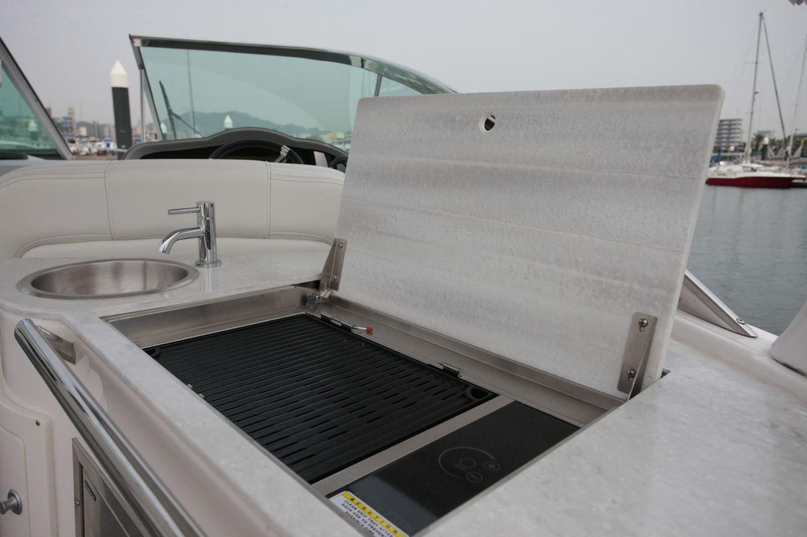 ボートを楽しむため最高のBBQグリル