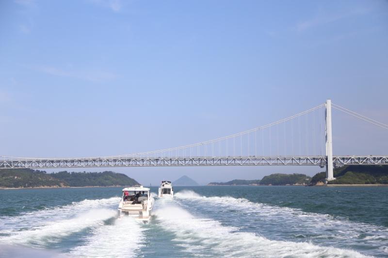 島をつなぐ橋にロマンを感じながら