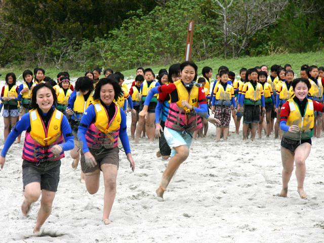 水辺の安全教室プログラム