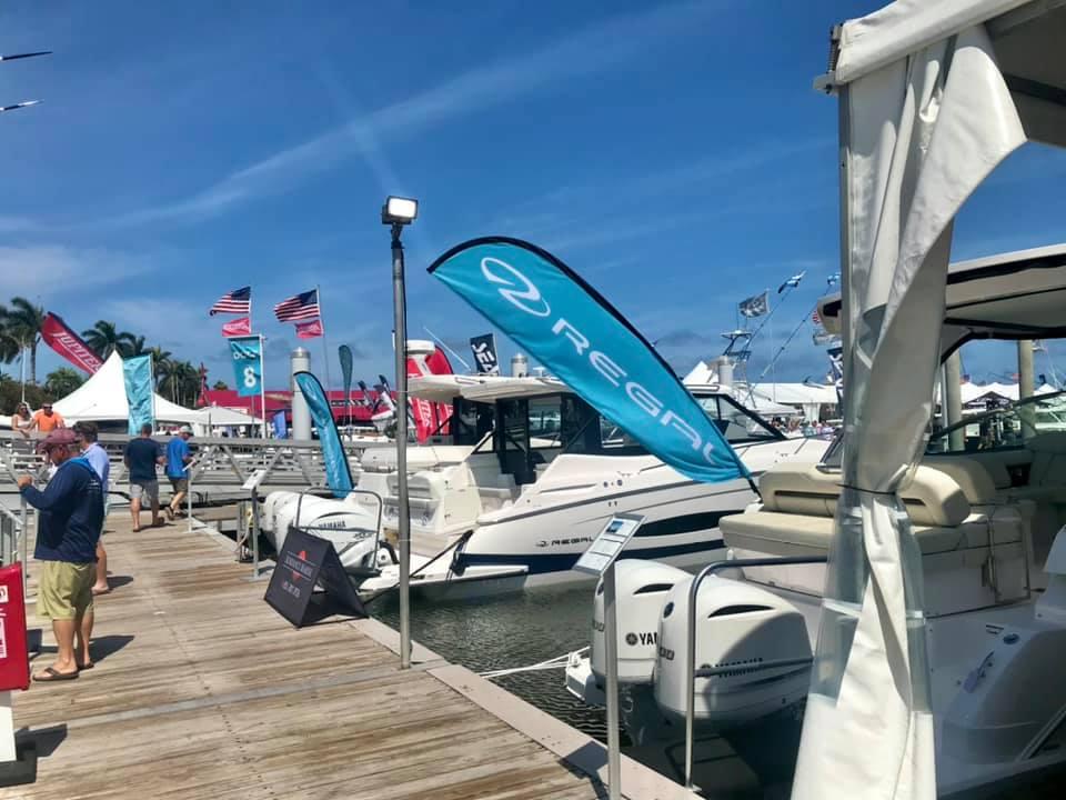 アメリカ パームビーチインターナショナルボートショー 36XO